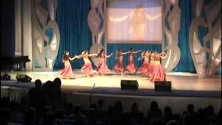 Dance No.32(Group-Shakuntala, Perm) Holi Mela & 4 th All Russia Indian Dance Competition 2010