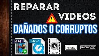 Cómo Reparar Vídeos Dañados o Corruptos | Solución Efectiva