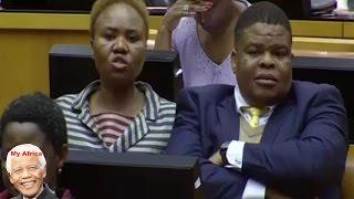 EFF Godrich Gardee Talking Nonsense - ANC MP Lindiwe Zulu