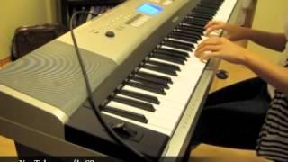 Justin Timberlake - Tunnel Vision (HQ piano cover)