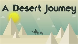 Japanese Personality Test: A Desert Journey