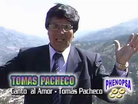 María Canto al amor Lucio y Tomás Pacheco