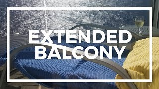 3 Reasons Why To Get An Extended Balcony On a Carnival Cruise Ship