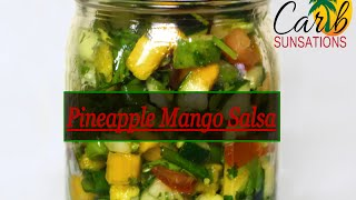 Pineapple Mango Salsa (mild)