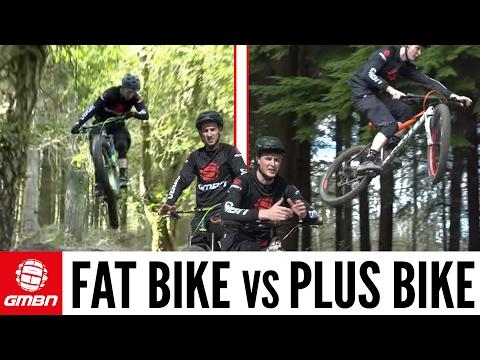 Xxx Mp4 Fat Bike Vs Plus Bike – What 39 S The Difference 3gp Sex