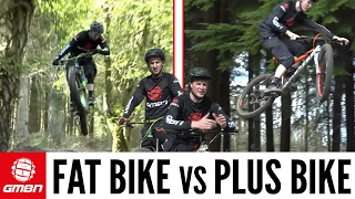 Fat Bike Vs Plus Bike – What's The Difference?
