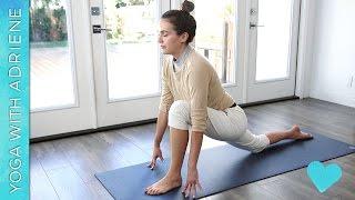 Yoga For a Rainy Day - Yoga With Adriene