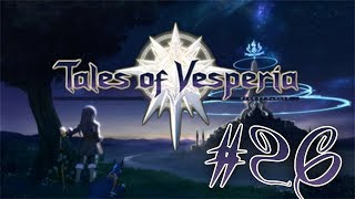 Tales of Vesperia PS3 English Playthrough with Chaos part 26: Caer Bocram