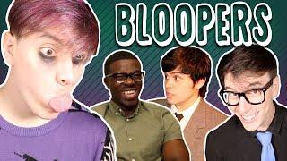 BLOOPER REEL!! The Bloop Strikes Back! | Thomas Sanders