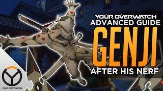Overwatch Advanced Genji Guide: Deflect & Shuriken Accuracy