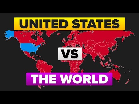 Xxx Mp4 The United States USA Vs The World Who Would Win Military Army Comparison 3gp Sex