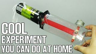 Cool Experiment You Can Do at Home