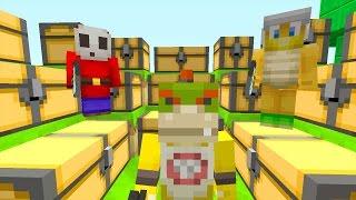 Minecraft Wii U - Nintendo Fun House - Bowser Jr's Battle Showdown! [44]