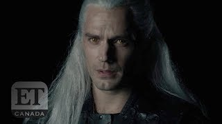 Fans Are Confused By Henry Cavill's New 'The Witcher' Character