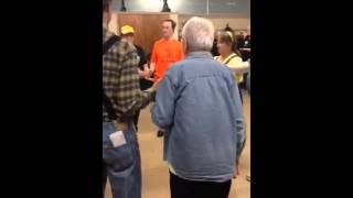 88 Y.o. Great grandmother alzheimers square dancer