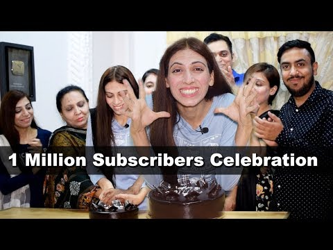 Pakistani 1st Cooking Youtuber Cross 1 million Subscribers - Kitchen With Amna
