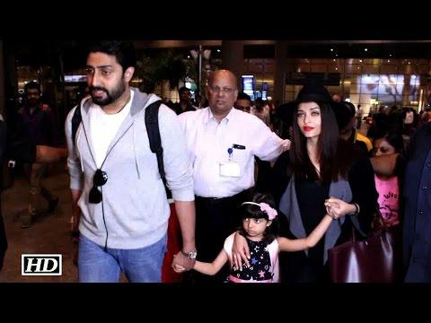 Xxx Mp4 Aishwarya Hubby Abhishek Daughter Aaradhya Are Back In Mumbai 3gp Sex