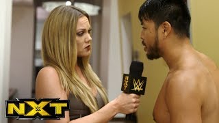 Hideo Itami reveals why he attacked Kassius Ohno: NXT Exclusive, July 26, 2017