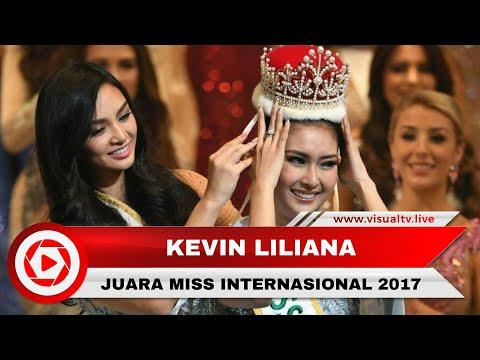 Perjalanan Panjang Kevin Liliana Menuju Juara Miss Internasional 2017
