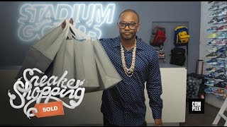 Cam'ron Goes Sneaker Shopping With Complex