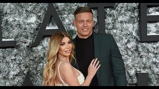 Love Island couple Olivia Buckland and Alex Bowen announce engagement