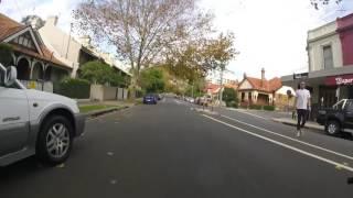cycling in north sydney
