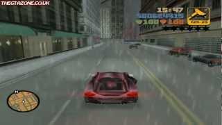 Grand Theft Auto 3 - Mission #52 - Grand Theft Aero