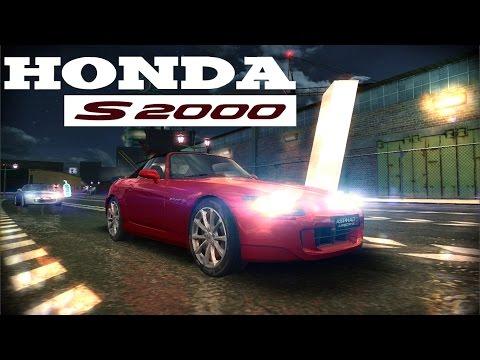 Asphalt 8 - Honda S2000 Multiplayer cup