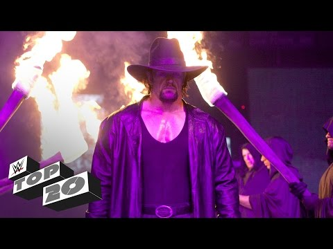 The Undertaker s 20 greatest moments WWE Top 10 Special Edition