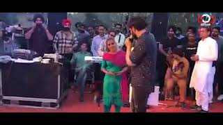 Babbu+Maan+Live+2018+with+fans+Punjabi+University+Patiala