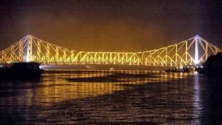 Glimpse Of Howrah Bridge in Kolkata | West Bengal