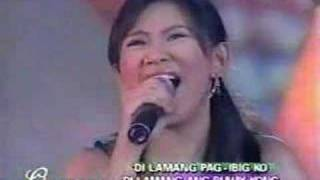Sarah Geronimo's MUST SEE High Notes (rehearsal)