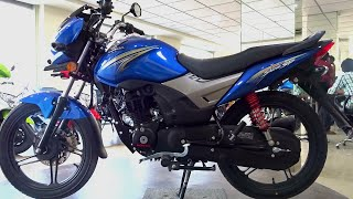 #Bikes@Dinos: Honda CB Shine SP 125 First Ride Review, Walkaround (3 colours)