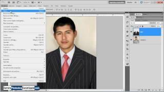 Cómo cambiar el traje de una persona - Tutorial de Photoshop