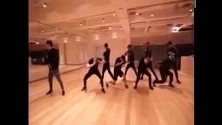 [LEAK] EXO - MONSTER demo dance practice !!!!!