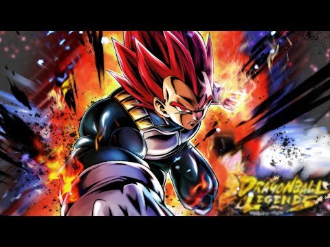 Xxx Mp4 SUPER SAIYAN GOD VEGETA ARRIVES Dragon Ball Legends 3gp Sex