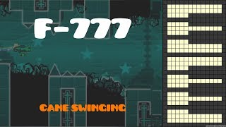 F-777 - Cane Swinging [Piano Cover] (GD)