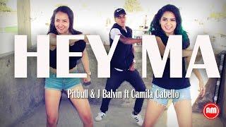 Pitbull & J Balvin - Hey Ma ft Camila Cabello - Coreografia - Attractive Movement