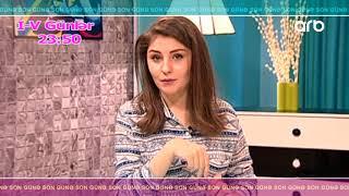 Sevda Sanaliyeva qaynanasına son xeberdarliq etdi - GUNE SON - 18.01.18 - ANONS - ARB TV