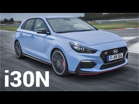 2018 Hyundai i30N - Everyday Sports Car ( 275 PS)