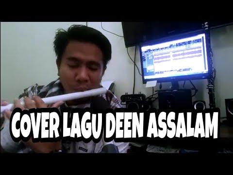 Deen Assalam cover suling paralon
