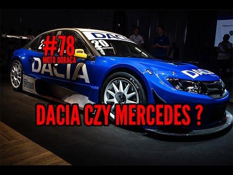 Dacia czy Mercedes 78 MOTO DORADCA