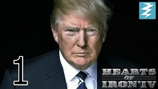 INAUGURATION OF TRUMP [1] Millennium Dawn Modern day Mod - Hearts of Iron 4 HOI4 Paradox Interactive