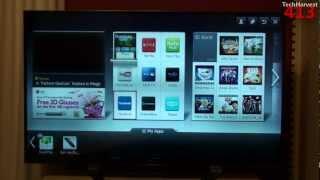 LG 3D Cinema Smart TV (47LM7600): Walkthrough