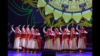 Nritya Git by Chakkar dance group. Kathak