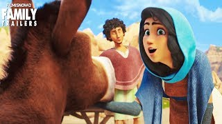 THE STAR | First trailer for Animated Family Christmas Comedy