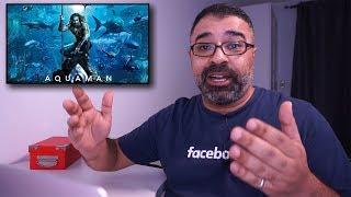 تريلر رياكشن لفيلم Aquaman الفيلم السادس في عالم DC الممتد | فيلم جامد | FilmGamed