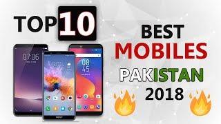 Top 10 Best Smartphones in Pakistan 2018