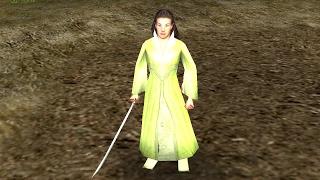 Arwen vs Gothmog, Mollok and Black Riders