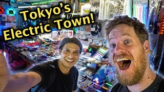 Exploring Akihabara, Tokyo